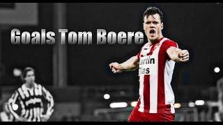Goals Tom Boere 2016/2017