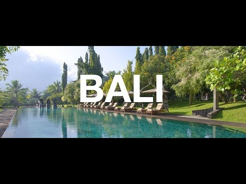 HOTEL EM BALI!!  The Chedi Ubud, membro da The Leading Hotels of the World