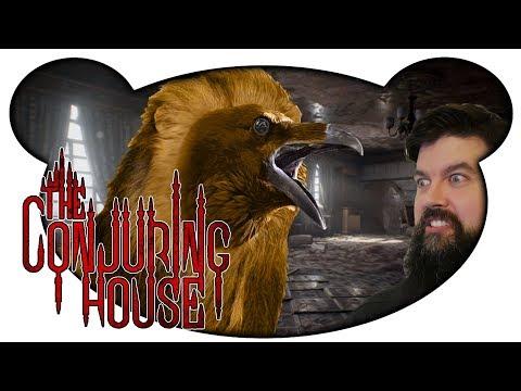 The Conjuring House #11 - Löwen und Krähen (Gameplay Deutsch Facecam Horror)