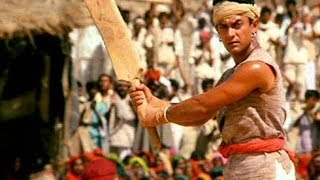 Best Memorable Scenes of lagaan movie | (Must watch)