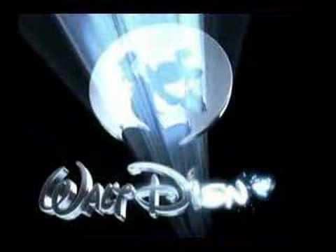 Disney Records Logo Animation
