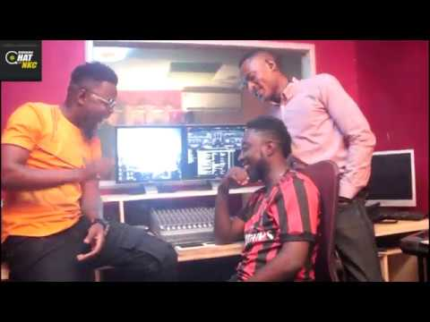 How Artistes record songs in the studio: Nero X and Willis Beatz interview