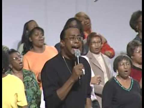 JMBC Rev Sutton Sings Leaning on the Everlasting Arm