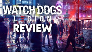Watch Dogs Legion Review - Ahh S***, Here We Go Again (Video Game Video Review)