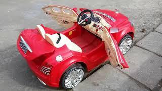детский электромобиль Майбах