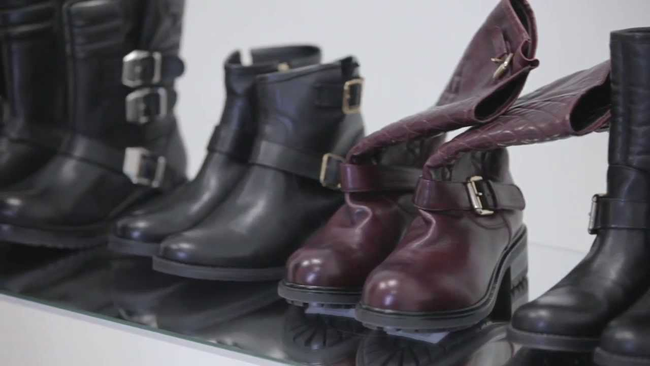 How to wear biker boots - YouTube