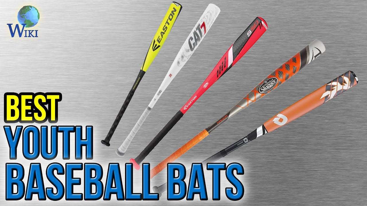9 Best Youth Baseball Bats 2017