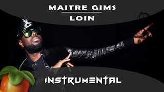 Maitre Gims Loin INSTRUMENTAL Remake sur fl studio.mp3