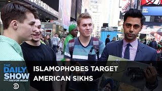 Download Confused Islamophobes Target American Sikhs: The Daily Show Mp3 and Videos