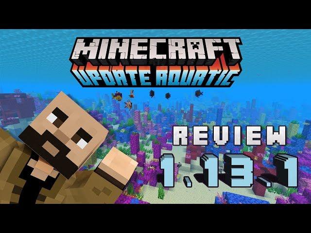 Minecraft 1.13.1 – Review ra?pida de la versión final