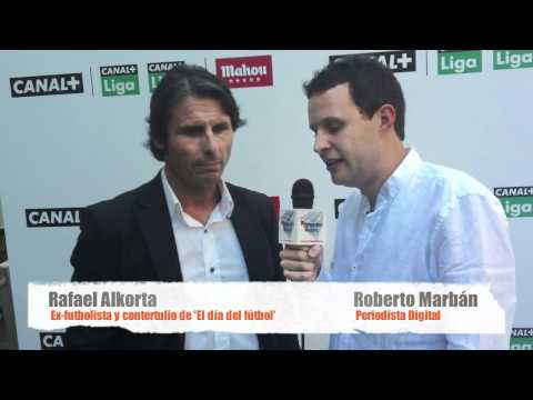 Periodista Digital entrevista a Rafa Alkorta - 13 de septiembre de 2011
