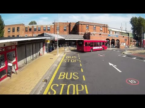 *Route Visual* 328 – Chelsea to Golders Green – Tower Transit