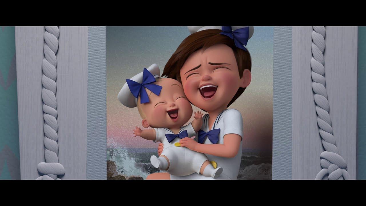 Boss Baby: Familiebedriften   Offisiell Trailer (norsk tale)