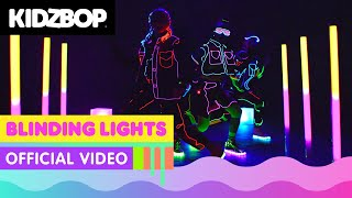 KIDZ BOP Kids - Blinding Lights (Official Music Video)