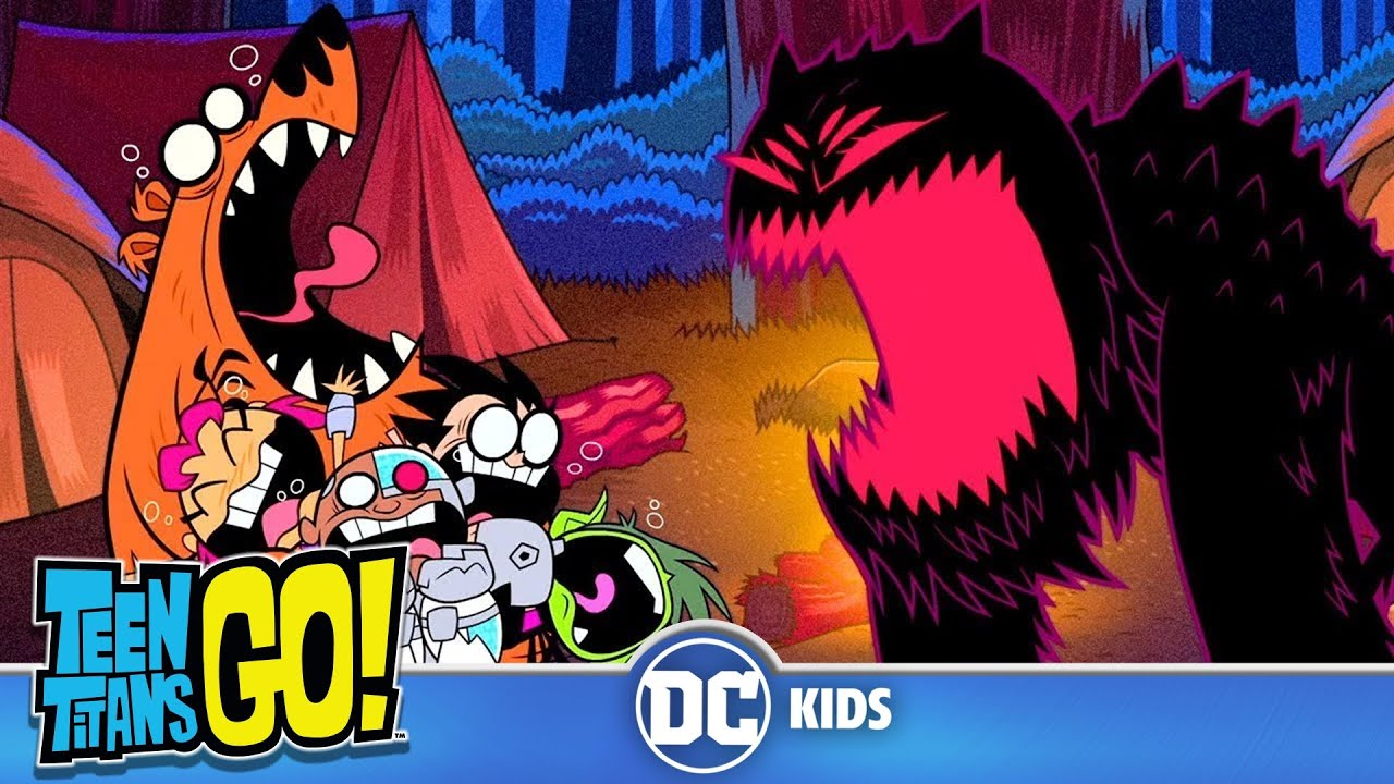 Teen Titans Go! | Tales From Titans Tower! | DC Kids