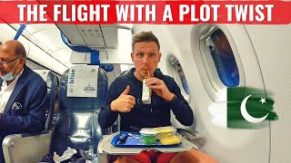 Review: Pakistan's Air Blue 320 - GREAT FLIGHT with a PLOT TWIST!