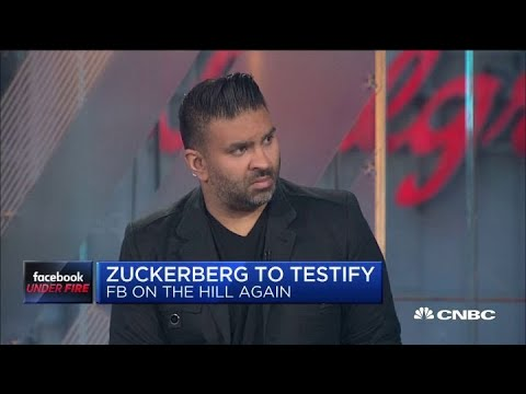 The Verge's Nilay Patel: Facebook Is Gunning To Become A Regulated Monopoly