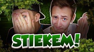 WE DOEN DIT STIEKEM! - Minecraft Survival #64