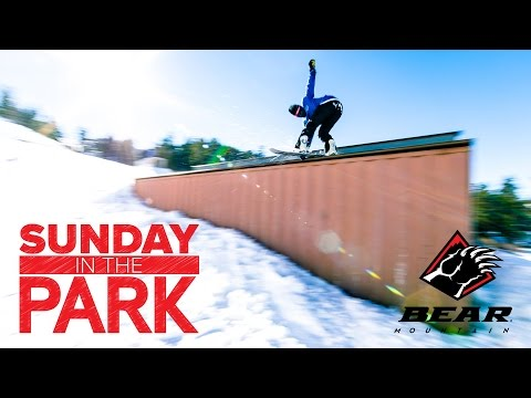 Sunday In The Park 2017: Episode 3   TransWorld SNOWboarding