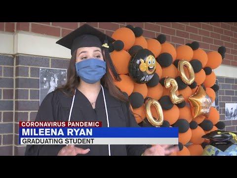 Belchertown High School celebrates seniors