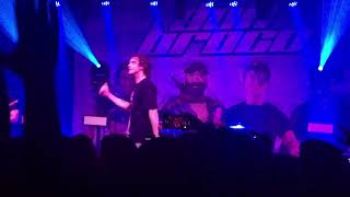 Live at the Masquerade 09/20/2019 Filmed with a monopod and a Nokia Lumia 830. Please subscribe for more vids! Want to go to concerts with me? Check out ...