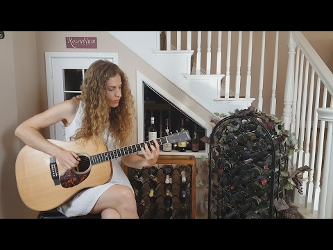 Ain't Misbehavin' - Pat Donohue | Melody Bird | Fingerstyle Guitar