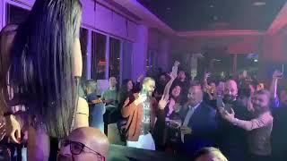 الراقصه ليندا ترقص مع محمد رمضان بم بم