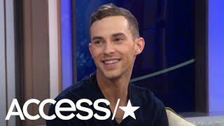 Adam Rippon Says Keith Urban Smells Like Pine Mixed With Country Music! | Access