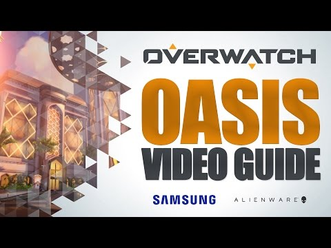 Overwatch - Oasis Video Guide