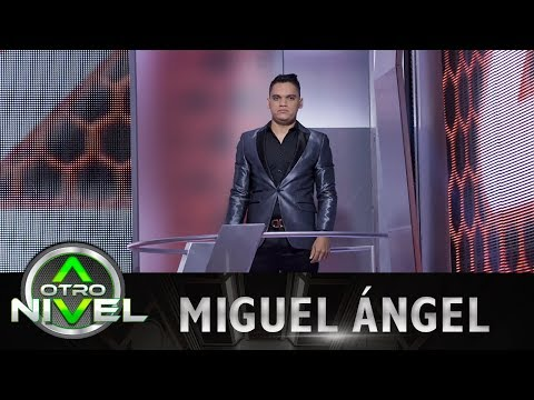 'Hasta ayer' - Miguel Ángel - Audiciones | A otro Nivel