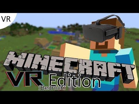 Bedrock VR Testing Minecraft YouTube