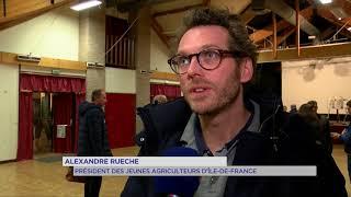 Agriculture : les acteurs de la plaine de Versailles réfléchissent à un modèle plus responsable