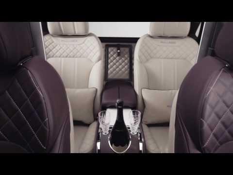 Explore Bentayga Mulliner - the world's most luxurious SUV