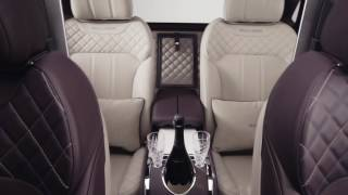 Explore Bentayga Mulliner - the world's most luxurious SUV