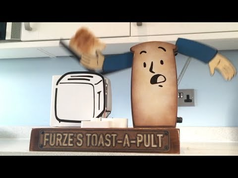 The Catapult Toaster