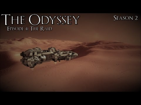Space Engineers: The Odyssey: Season 2, Episode 4: The Raid