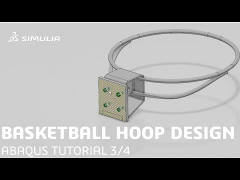 basketball-hoop-design- -virtual-bolts- simulia-abaqus-how-to-tutorial-for-3dexperience-platform-3/4