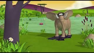 Мультфильмы для детей Газун | Раскраски в Джунглях | мультики на русском | Gazoon cartoons for kids