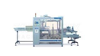 Моноблок SPM (упаковка в гофрокороба) / Monoblock SPM (packging into american case)(Упаковка готовой продукции в картонные коробки. Подобрать оборудование: http://www.taurasfenix.com/manufacture/by-type-auto/transportna..., 2013-11-05T11:32:53.000Z)