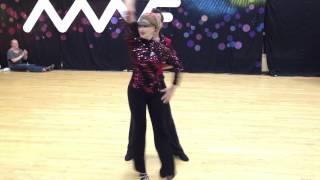 Shane Mcintyre And Keri Mclean - Routine - Midwest Westie Fest 2012