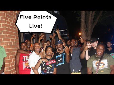 Five Points Live Episode 2 Columbia, SC thumbnail