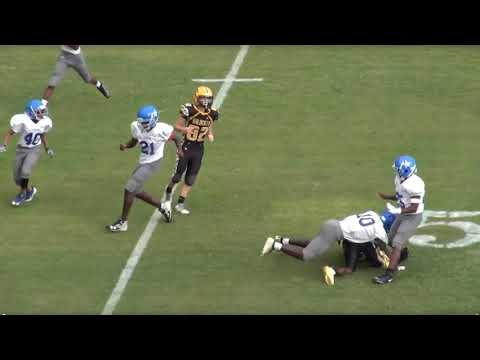 Richmond Hill Middle School Football 2019