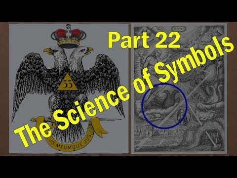 Science Of The Symbols Part 22- Alchemy & The Double Headed Eagle