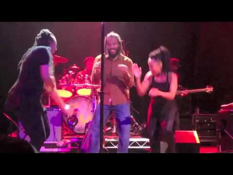 LF1   AT  ZIGGY MARLEY  LIVE