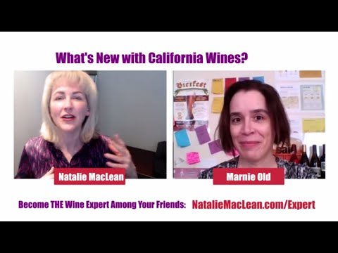 What's New with California Wines