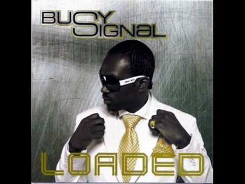 Busy Signal-man strap (Darker Shadow Riddim)