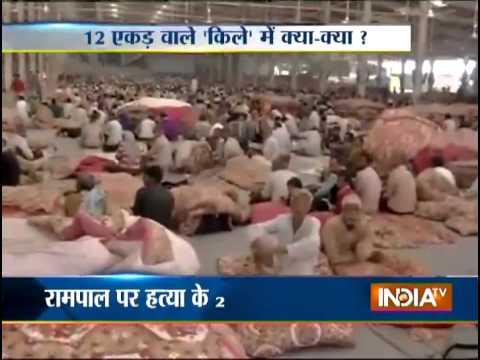 Sant Rampal remanded in custody