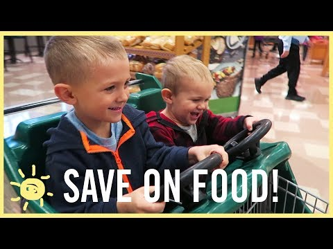BUDGET - 5 Easy Ways to Save on Groceries!