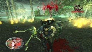 MOD EVIL DEAD SURVIVAL BY TranceLikeState GTA SAN ANDREAS FULL HD 1080p