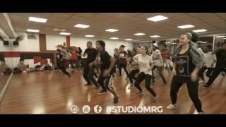 Cours de Dancehall - Lil Gbb -  Studio MRG